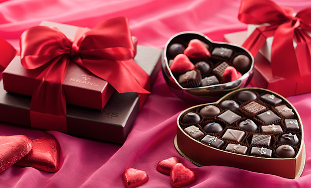 Organic Locally Made Valentine S Day Chocolates Guide To Gluten