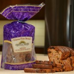 Gluten Free Seeded Cinnamon Raisin